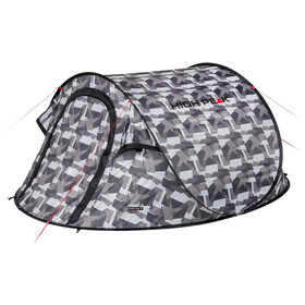 High Peak Vision 3 Tenda, camouflage